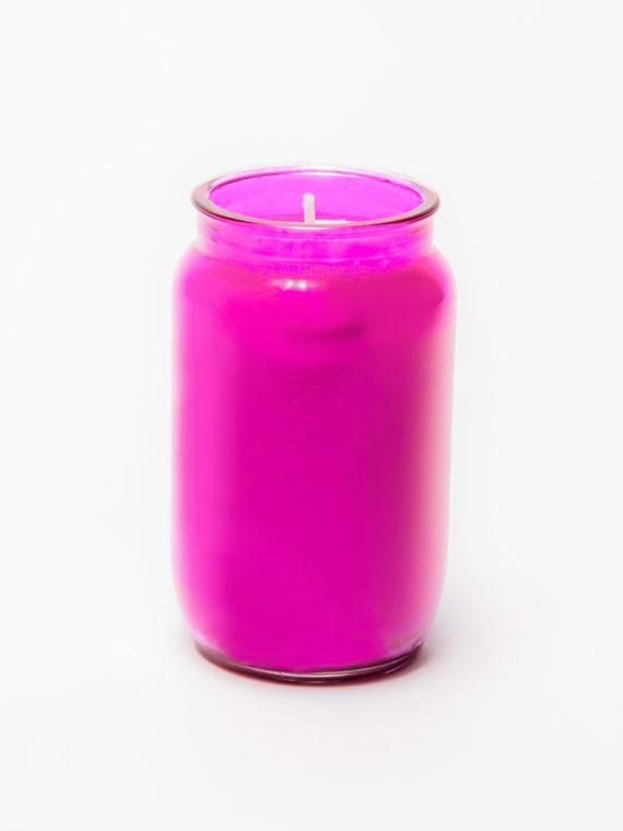 Refill kaarsen combilicht Fuchsia