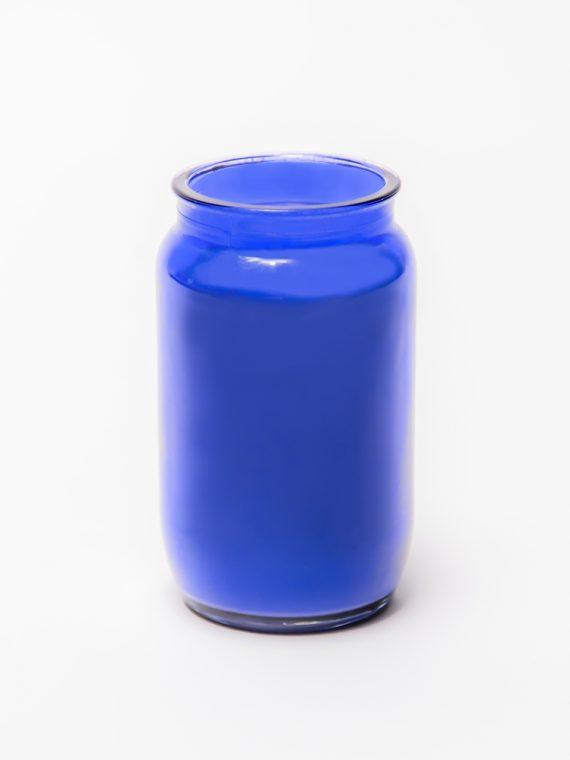 Refill kaarsen combilicht blauw