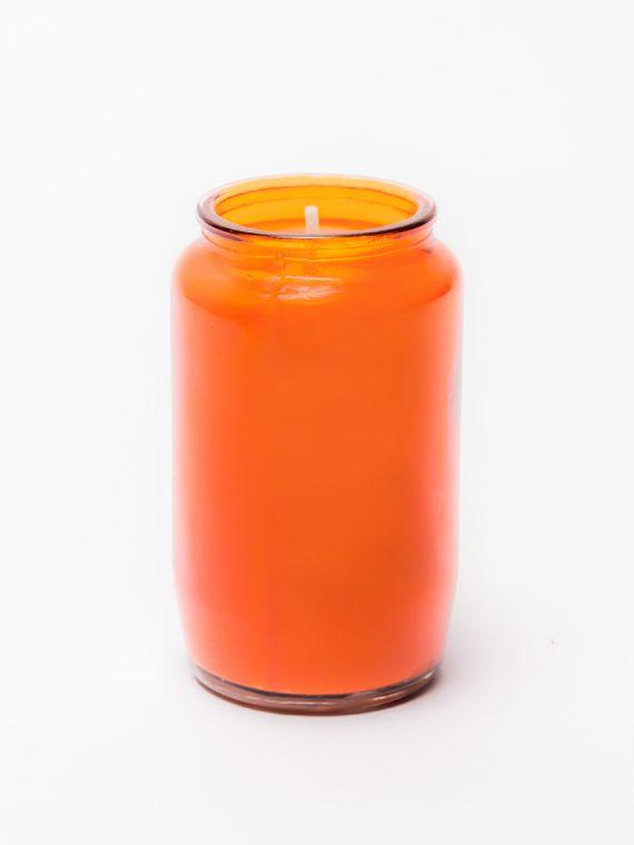 Refill kaarsen combilicht oranje