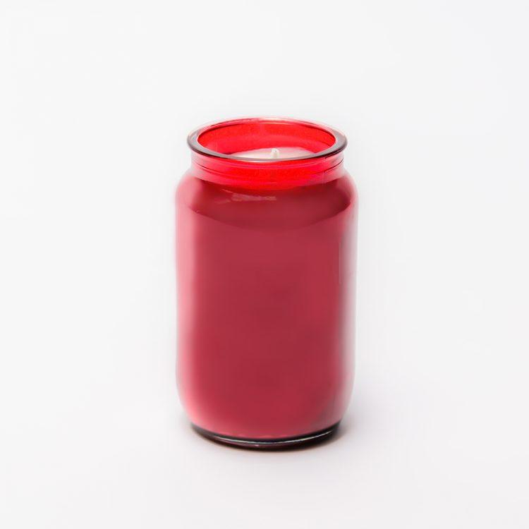 Combilight refill horeca kaars rood