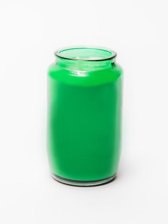 Refill kaarsen combilicht groen