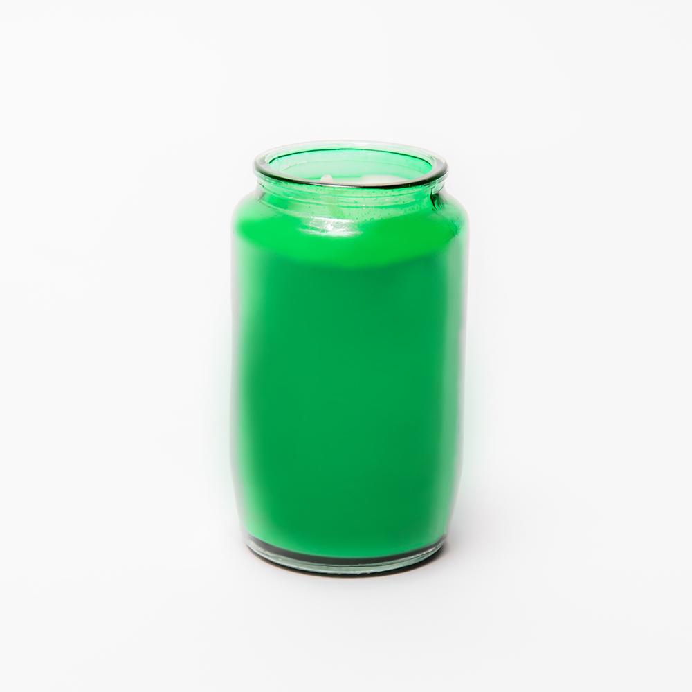 Combilight refill horeca kaars groen